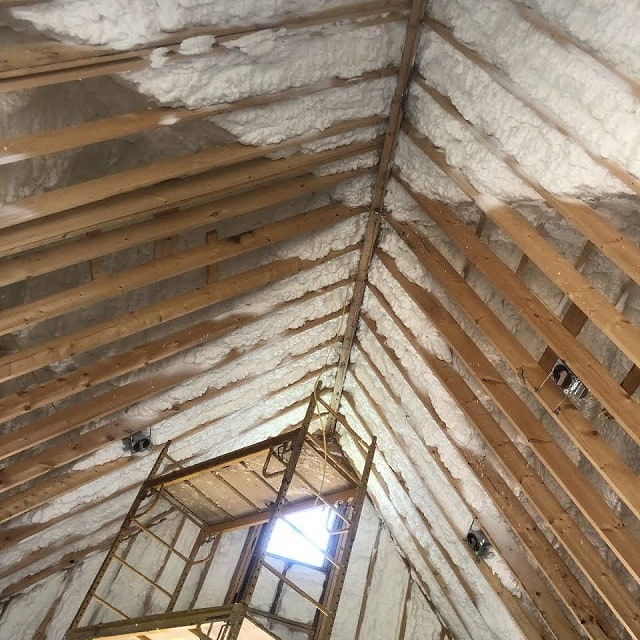 Energy-efficient Spray Foam Insulation Gainesville, GA