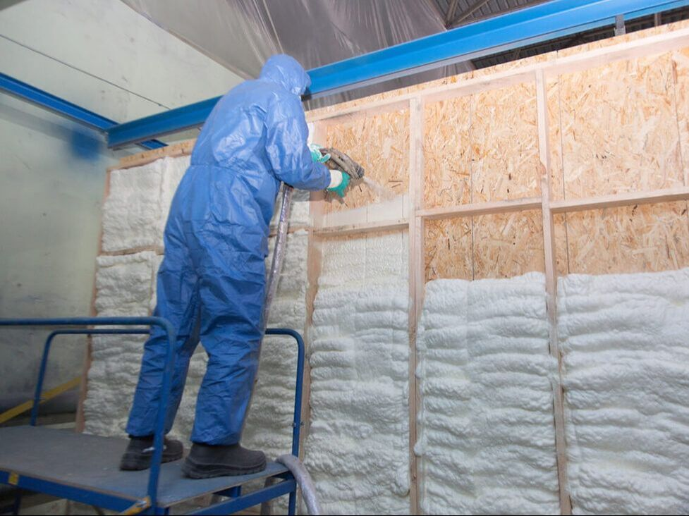 Installing Spray Foam Insulation Gainesville, GA