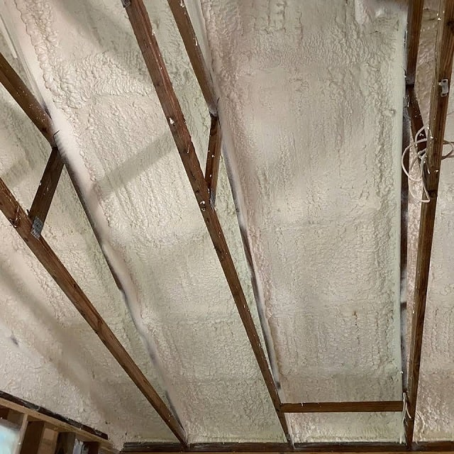 Roofs Spray Foam Insulation Gainesville, GA
